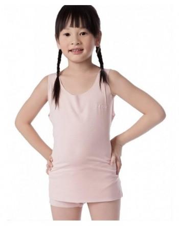 Nasse Girls Sleeveless Undershirts Free Cut