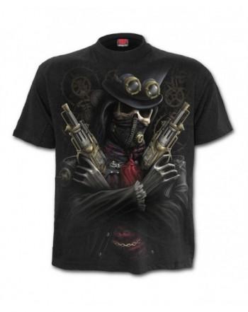 Spiral Boys Steam Bandit T Shirt