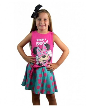 Disney Girlie Minnie Skirt Shorts