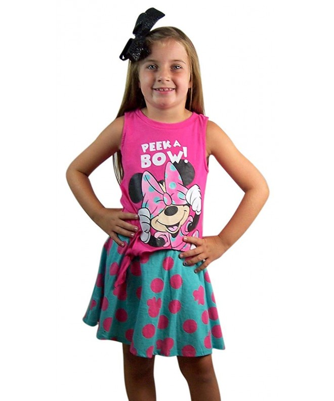 Disney Girlie Minnie Skirt Shorts