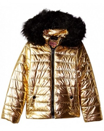 Urban Republic Bonded Metallic Jackets