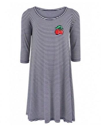 Grayson Shop Girls Retro Stripe