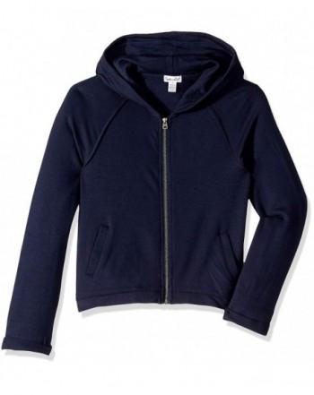 Splendid Girls French Hoodie Jacket