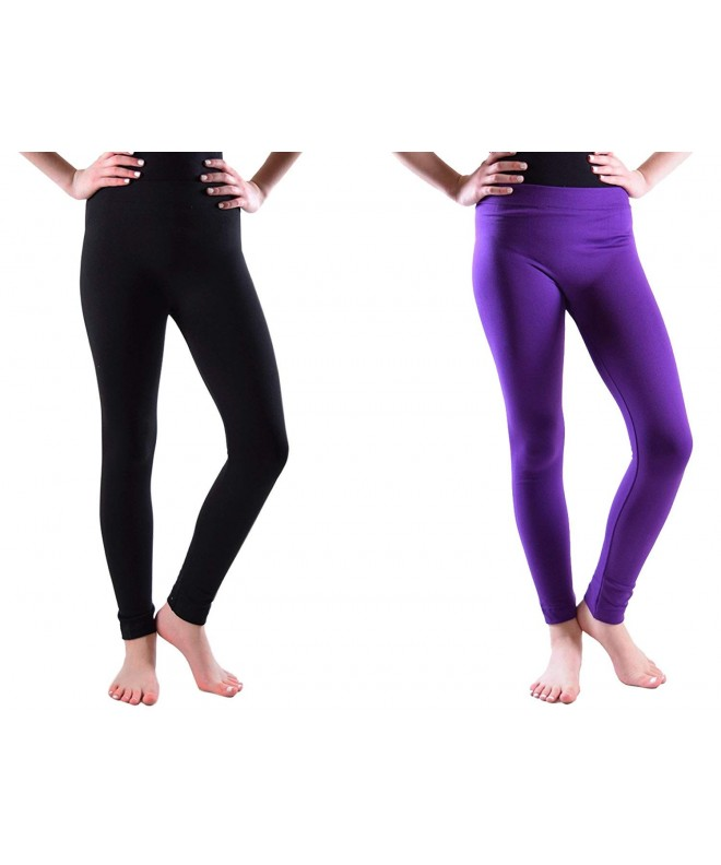 Dinamit Jeans Girls Fleece Leggings