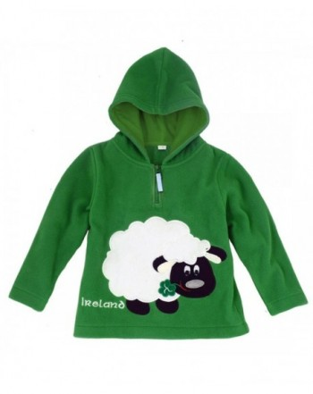 Green Traditional Ireland Sheep Fleece