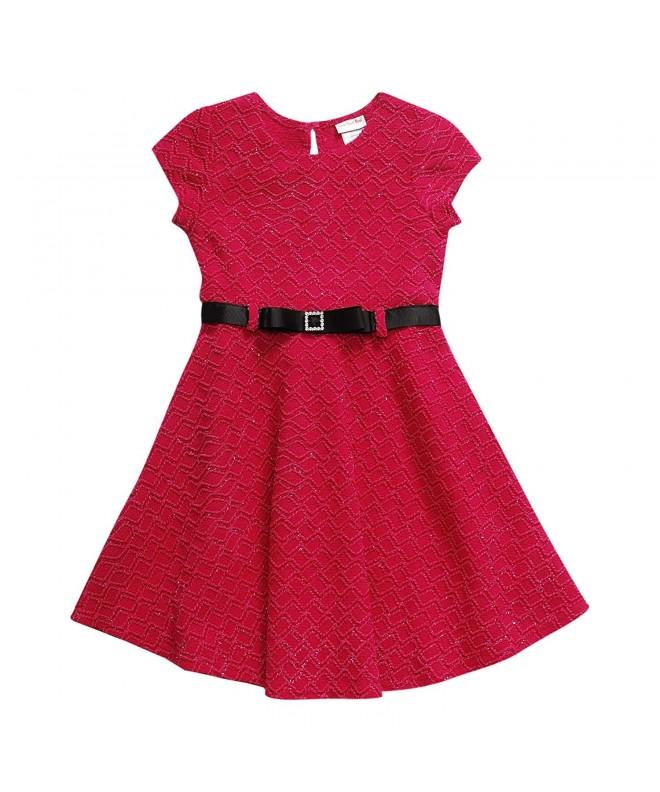 Sweet Heart Rose Jacquard Fashion