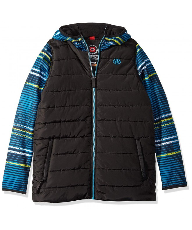 686 Insulated Jackets Waterproof Snowboard