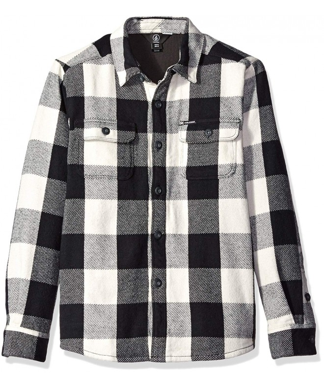Volcom Enders Sleeve Flannel Youth