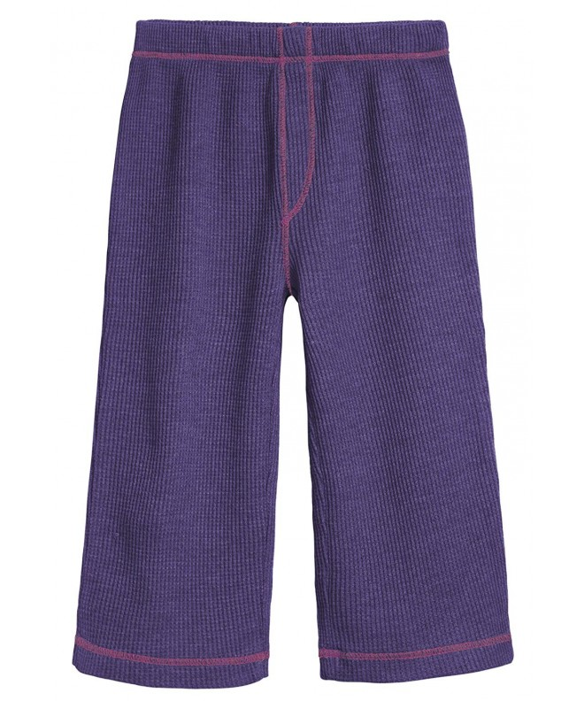 City Threads Girls Thermal Pants