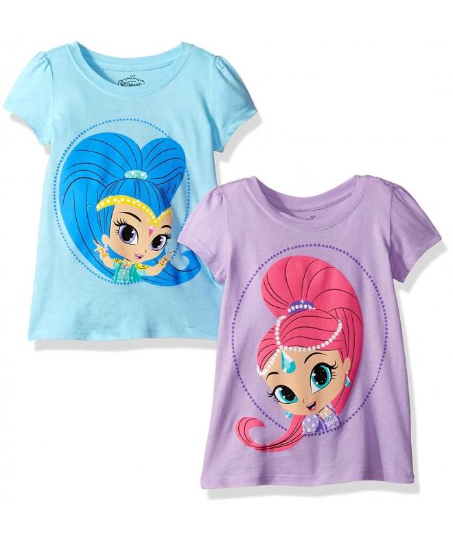 Shimmer Shine Toddler Sleeve T Shirt