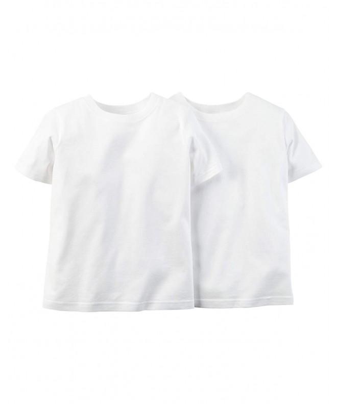 Carters 2 Pack Cotton Short sleeve Undershirt