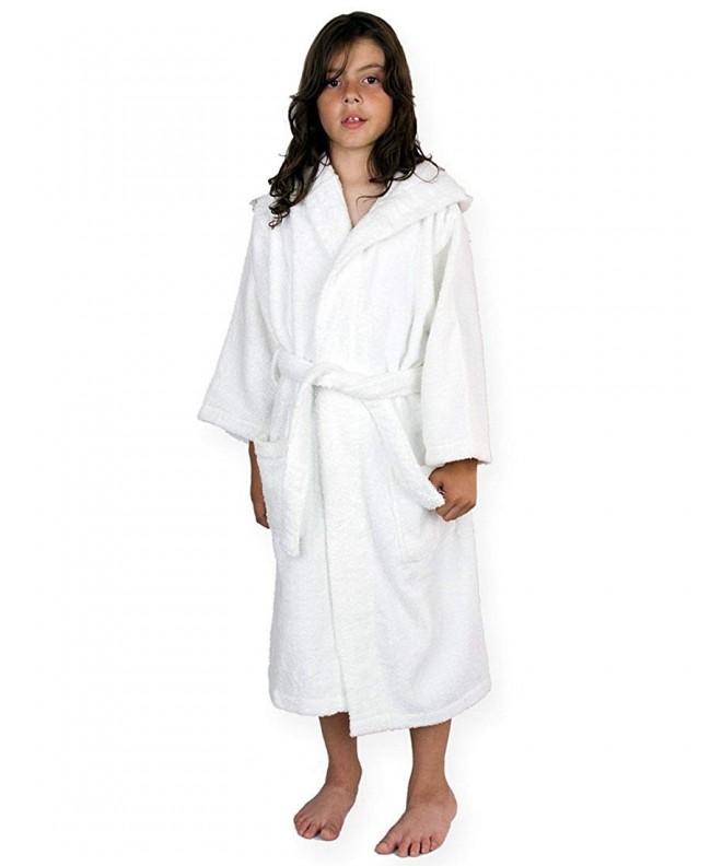 TowelSelections Hooded Cotton Bathrobe Turkey