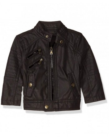 Urban Republic Boys Leather Jacket