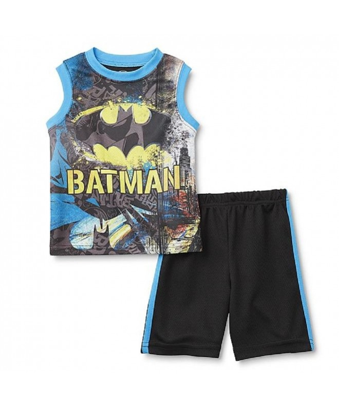 Comics Batman Toddler Graphic Shorts