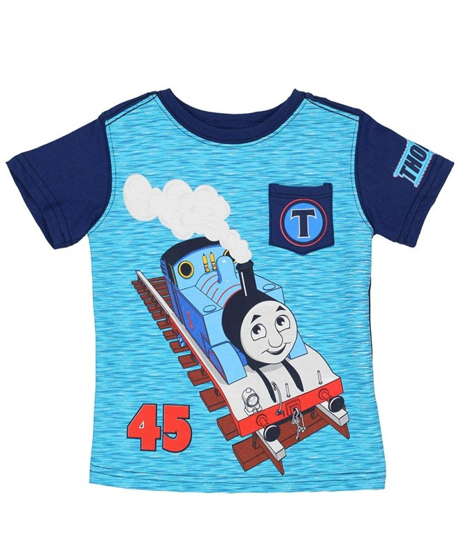 Thomas Friends Short Sleeve Navy