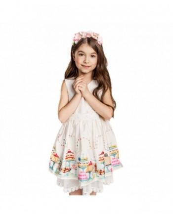 childdkivy Girls Summer Casual Clothing