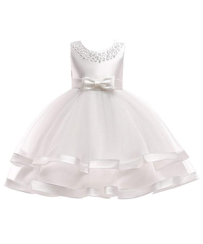 SINDE Wedding Princess Sleeveless Sundress