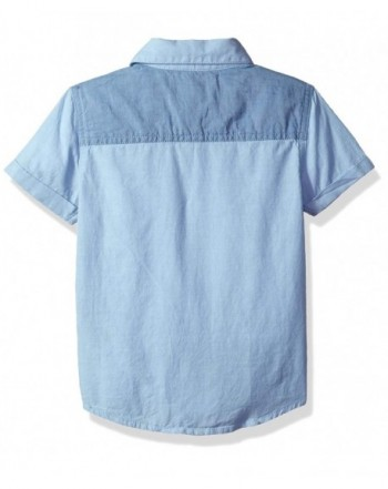 Trendy Boys' Button-Down Shirts Outlet Online