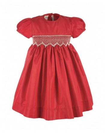 Carriage Boutique Christmas Holiday Smocked