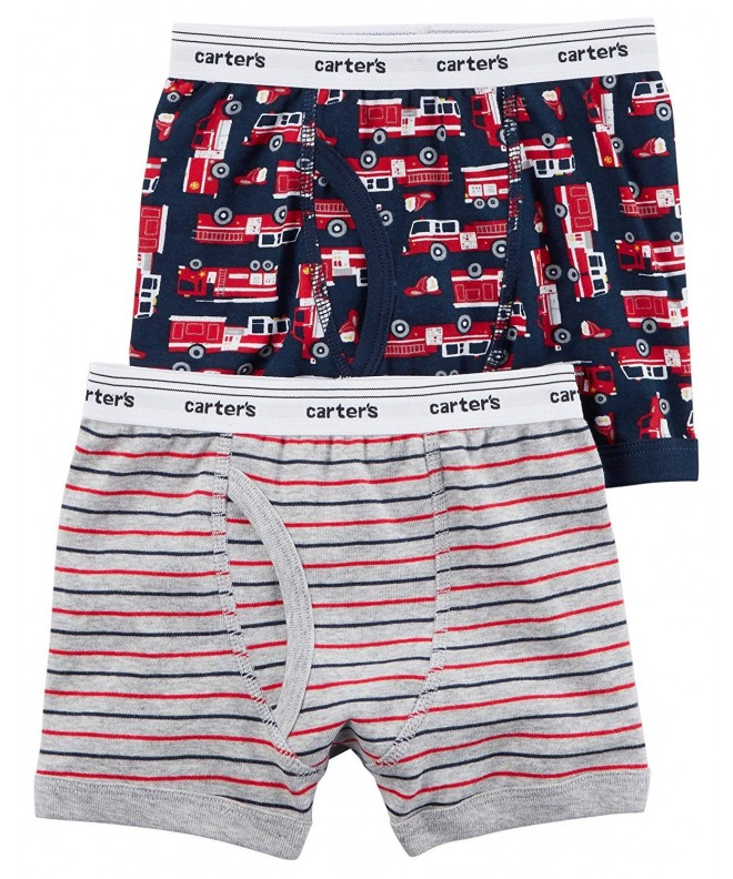 Carters Boys 2 Pack Boxer Briefs