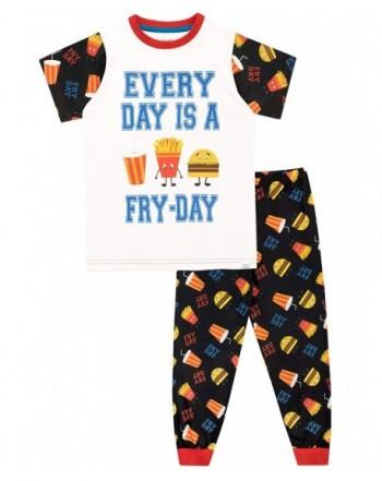 Harry Bear Pajamas Every Fry Day