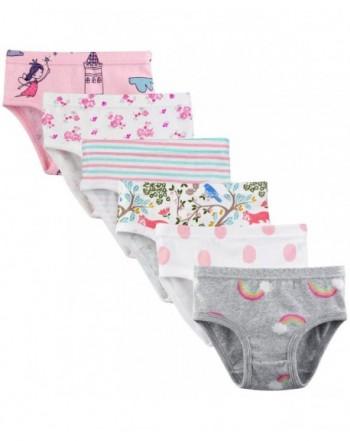 BOOPH Striped Pattern Underwear Hispster