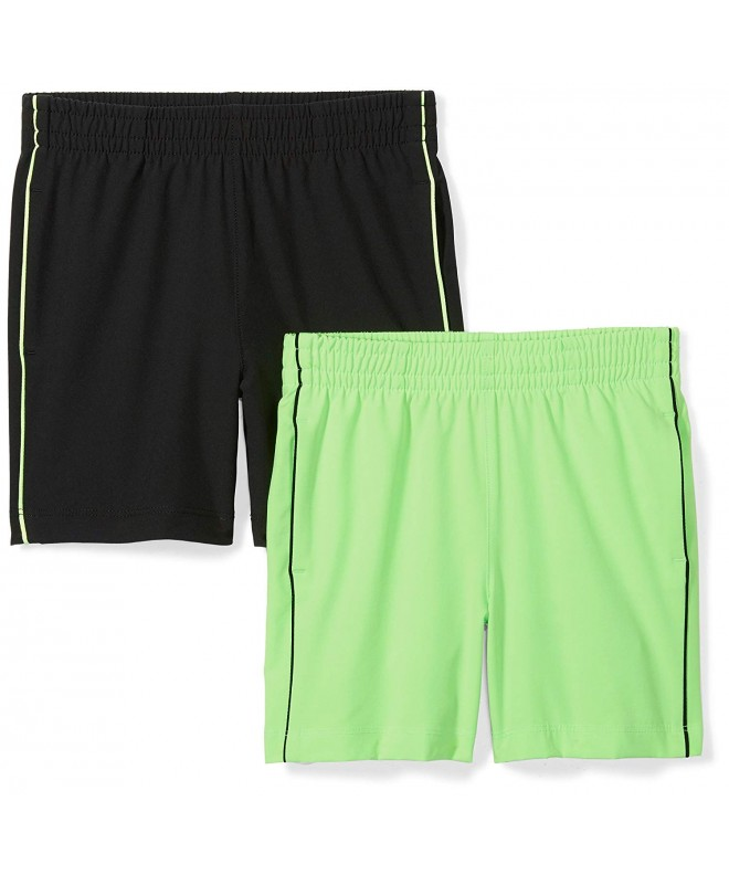 Spotted Zebra 2 Pack Active Shorts
