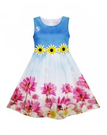 Sunny Fashion Sunflower Bubble Flower