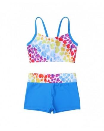 Girls' Two-Pieces Swimwear Online Sale