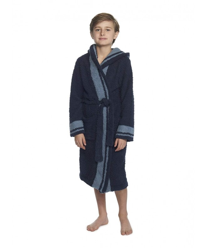Barefoot Dreams Cozychic Youth Striped
