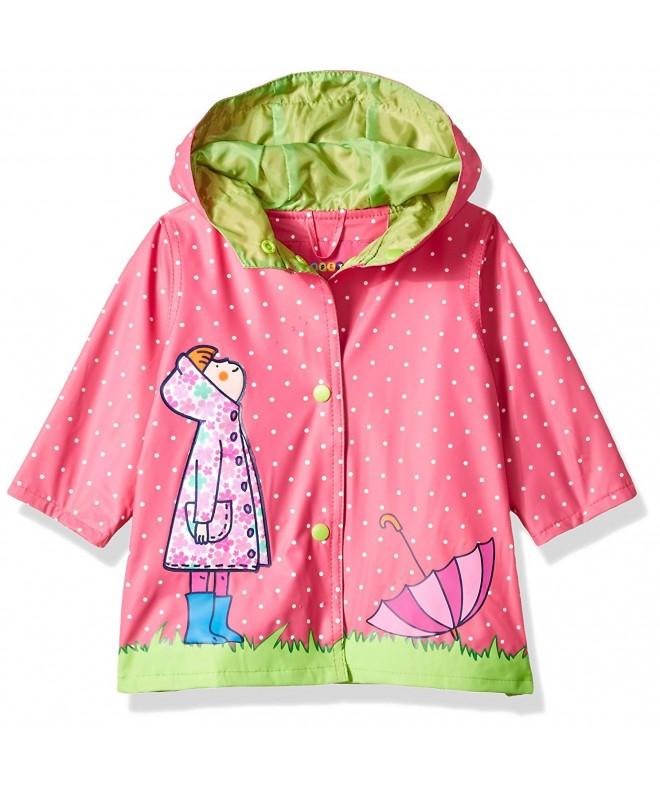 Wippette Baby Girl Umbrella Raincoat