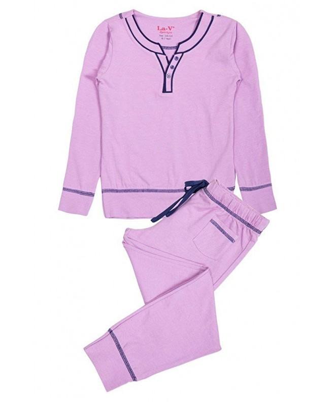 Girls Pajamas Pink Size 164 170