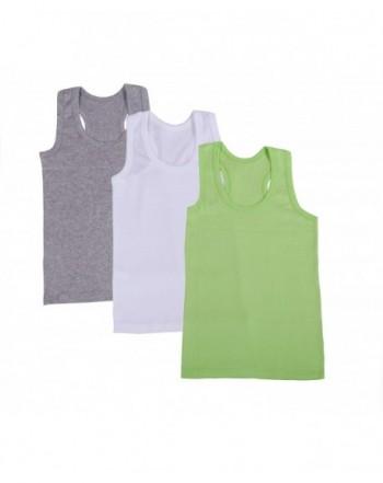 Comfort Cotton Assorted Camisole Undershirt