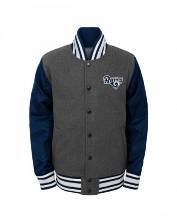 Outerstuff Boys Letterman Varsity Jacket