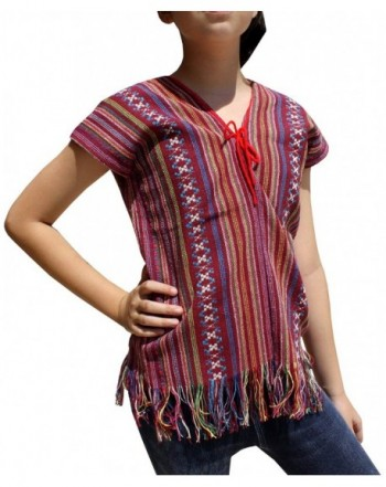 Full Funk Tribe Mexican Poncho