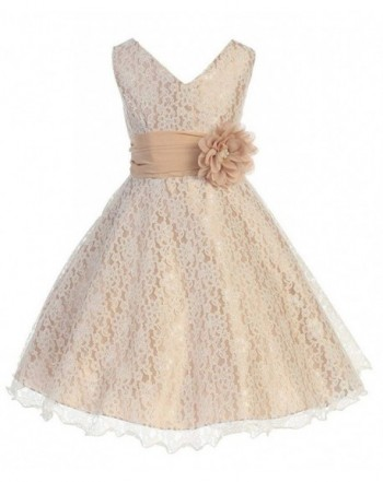 iGirlDress Little Girls Special Occasion