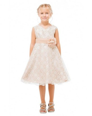 Cheap Designer Girls' Special Occasion Dresses Outlet