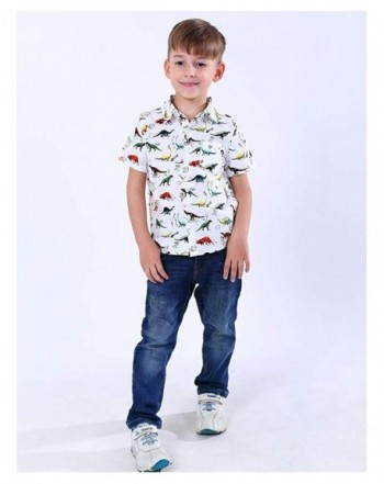 Cheap Designer Boys' Button-Down Shirts Online