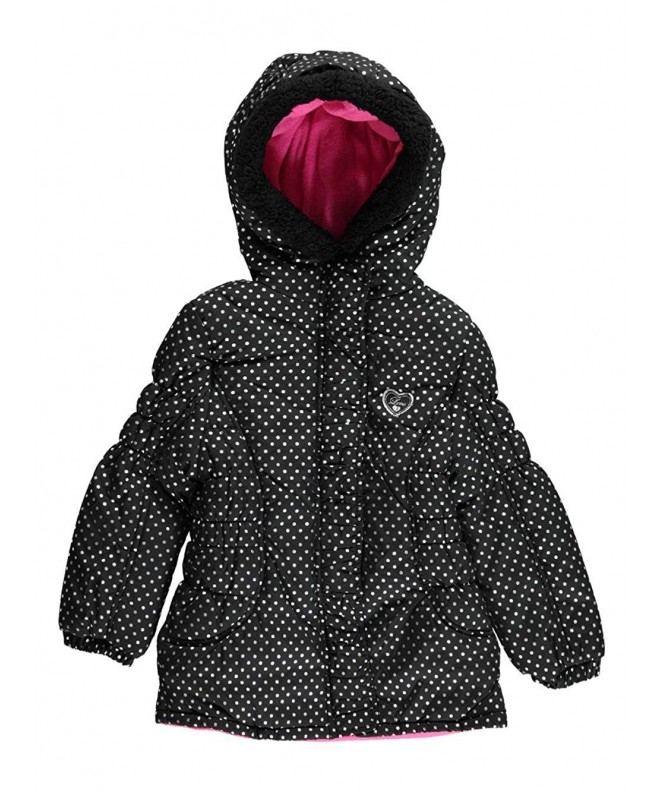 Pink Platinum Little Hailstorm Jacket