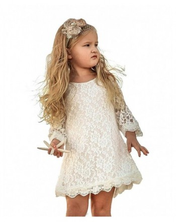 Tkiames Girls Flower Casual Floral