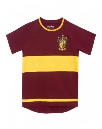 Harry Potter Gryfindor Quidditch T Shirt