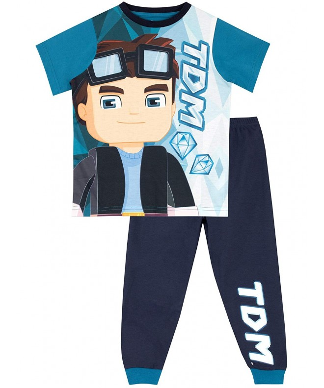 Tube Heroes Boys Dan Pajamas