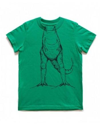 Roobrics Kids T Rex Body T Shirt