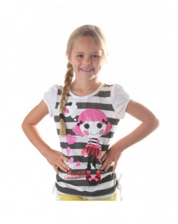 Lalaloopsy Charlotte Charades Sleeve Little