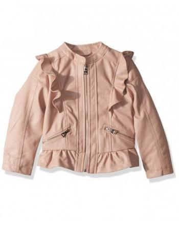 Urban Republic Girls Pu Jacket