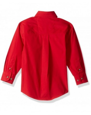 Cheap Boys' Button-Down Shirts On Sale