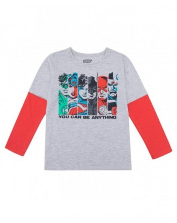 Comics Long Sleeve Shirt Featuring