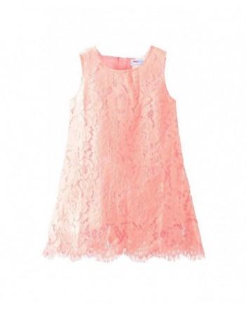 Mud Kingdom Elegant Sleeveless Dresses