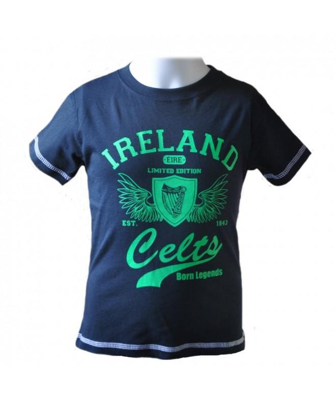 Traditional Craft T Shirt Green Ireland