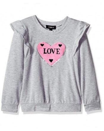 Trendy Girls' Fashion Hoodies & Sweatshirts On Sale